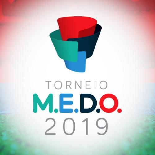PARTICIPE DO TORNEIO M.E.D.O. 2019!