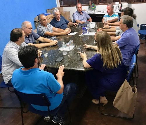 Plano Diretor: Entidades se reúnem com a Secretária de Planejamento, na Assenag