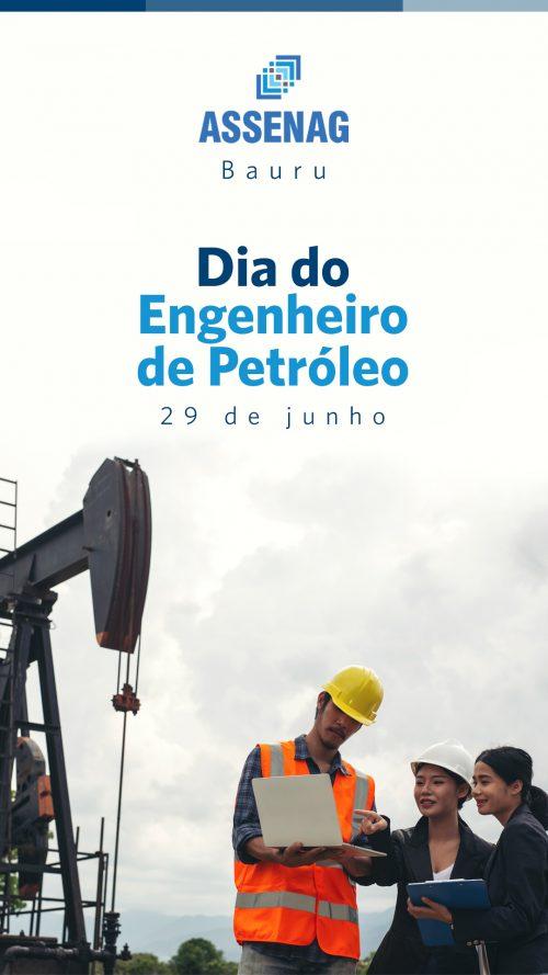 29 de junho – Dia do Engenheiro de Petróleo